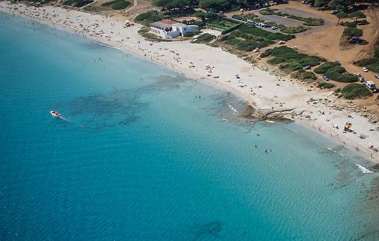 Spiaggia delle bombarde Alghero
